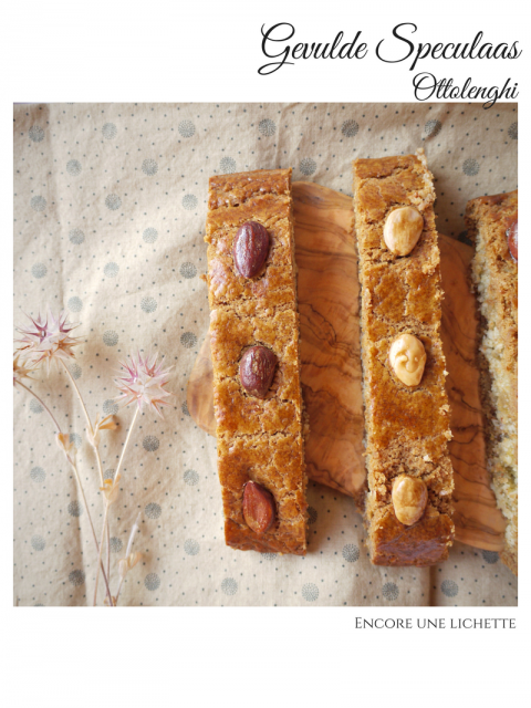 Gevulde Speculaas Ottolenghi
