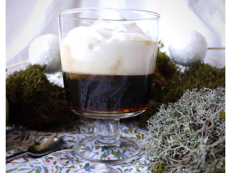 Irish Coffee à ma façon, Bataille food #52